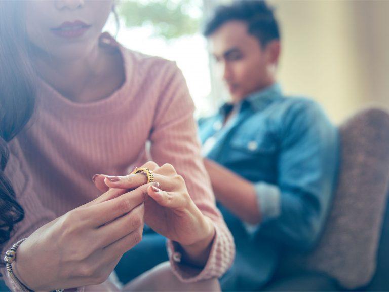 Развод при несогласии второй стороны